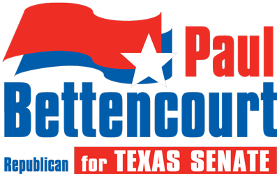 Paul Bettencourt For Senate District 7